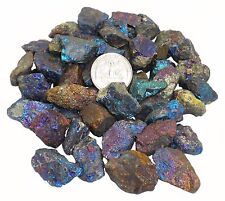 "1 lb Bornite ""Peacock Ore""- Chalcopyrite Rough Chunk Rock Crystals Pound - LARGE"