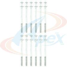 Apex Gasket AHB612 Stretch Head Bolt Set 12 Month Limited Warranty