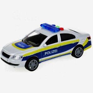 Spielzeug Polizeiauto Licht Sound Friktion Modellauto inkl. Batterien