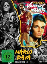 Mario Bava Vampire Against Herakles Collectors Edition Blu-ray DVD Christopher