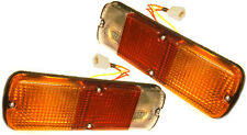 Toyota Hilux Tray Back Tail Lights Lamps 4 pin square plug *New Pair*