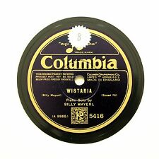 """BILLY MAYERL (Piano) """"Wedding Of The Painted Doll"""" COLUMBIA 5416 [78 RPM]"""