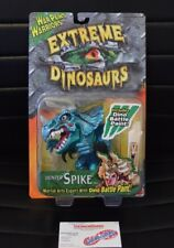 New Vintage Mattel Extreme Dinosaurs War Paint Spike 1996 Action Figure 17743