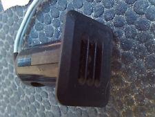 Mercedes Benz W116 Temperature Sensor & Cover thermometer trim sender climate AC