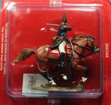 Del Prado Tin toy soldiers 1/32 SNC045 French General Montburn 1809