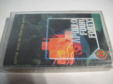 Apollo 440 - Gettin' High On Your Own Supply TAPE/Cassette SEALED Russian