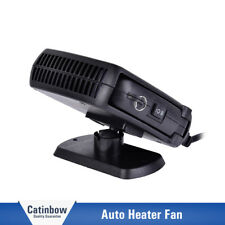 New listing 2 in 1 Auto Car Portable Cooling Heating Heater Fan Defroster Demister Dc 12V