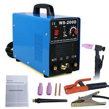 DC Inverter High Frequency / HF Start Welder 200Amp TIG/MMA Welding Machine