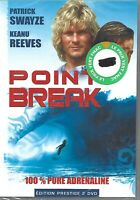 Point break   Patrick Swayze Keanu Reeves  Collector 2 DVD Neuf sous blister