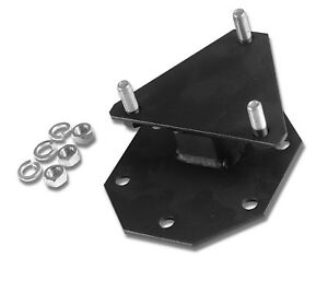 Spare Tire Carrier Spacer Warrior Products 91635 fits 2007 Toyota FJ Cruiser