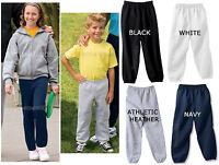 P&C Youth Sweatpants Childrens Boys Girls Kids SIZES XS, S, M, L, XL NEW