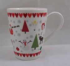 Villeroy & and Boch CHRISTMAS VIVO 4 x mugs Christmas mix NEW NWL