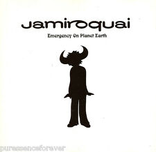 JAMIROQUAI - Emergency On Planet Earth (UK 10 Tk 1993 CD Album)