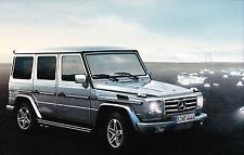 Mercedes-Benz -G-Klasse- Prospekt - Preise - 08/08 - Deutsch - nl-Versandhandel
