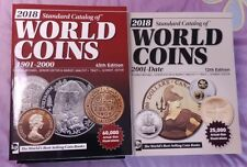 Catalog World Coins 2018 (1901-2000 + 2001- Date)