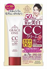KOSE Grace one CC cream UV 01 (natural skin color) 50g F/S From Japan
