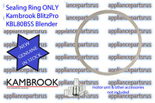 Kambrook BlitzPro KBL80BSS Blender Sealing Ring Part KBL80BSS/06 - NEW - GENUINE