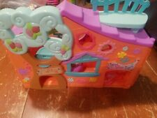 Littlest Pet Shop Clubhouse Treehouse Playset LPS