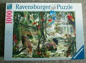 Ravensburger 1000 Piece Puzzle Tropical Impressions