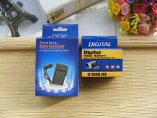 Battery +Charger for Sony NP-FW50 Alpha NEX-3 NEX-5 NEX-7 SLT-A33 SLT-A55
