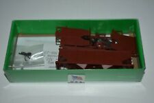 Ho Scale Bowser 56200 Undecorated Twin Bay Hopper Kit C14456