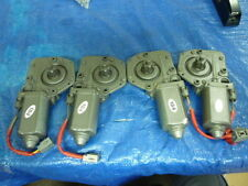 90-07 Ford Crown Victoria Lincoln Town Car Mercury 4 Window Lift Motor Set OEM