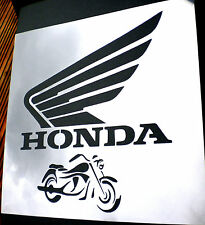 high detail airbrush stencil honda FREE UK POSTAGE