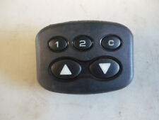 COMMODORE VT VX VY VZ WEBASTO FACTORY SUNROOF SWITCH.
