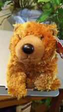 TY Beanie Babies - SEQUOIA - Grizzly Bear -  2001