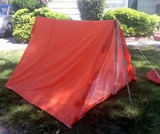 Vintage Backpacking Trail Tent 5' X 7.5'