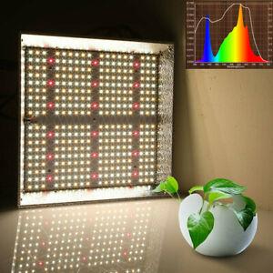 1200W LED Grow Light Sunlike Veg Bloom Full Spectrum Veg Flower Indoor Plant MTS
