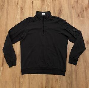 C.P. COMPANY Half Zip Sweatshirt XL
