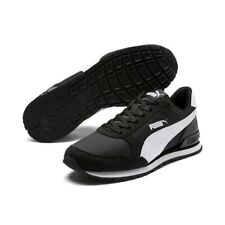 Puma st Runner v2 Nl Jr Zapatillas de Deporte Nylon Low-Top Zapatos 365293 Negro