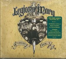 Vol. 1: Legion of Mary [Digipak] by Jerry Garcia (2 CD, 2005, Rhino) Brand New