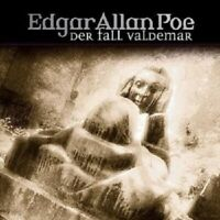 EDGAR ALLAN POE: TEIL 24 - DER FALL VALDEMAR  CD NEW