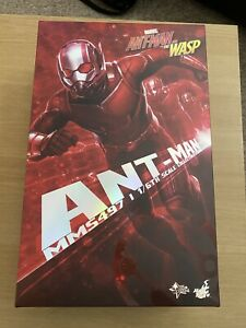 Hot Toys Ant Man 1:6 Scale Articulated Figure From Ant Man & The Wasp Movie