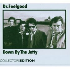 DR.FEELGOOD - DOWN BY THE JETTY-COLLECTORS EDITION 2 CD 41 TRACKS ROCK/POP NEU