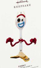 Hallmark 2019 Forky Disney Toy Story 4 Christmas New Ornament