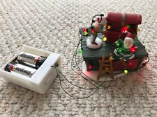 "Dept. 56 Heritage Village Collection ""Untangle the Christmas Lights"" - Mib"