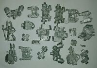 Huge Multi-listing Space Marine metal models Dreadnoughts Terminator Captain OOP