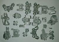 Huge Multi-listing Space Marine metal models Dreadnoughts Terminator Captain OOP