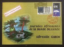 Journées africaines de la BD - Gabon 1998 - Jano Berberian Ben Radis Denis Pahé