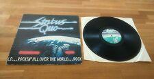 Status Quo Rockin' All Over The World UK LP Vertigo 9102014 Classic Hard Rock