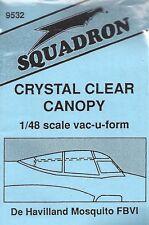 Squadron De Havilland Mosquito FBVI Crystal Clear Canopy SQ9532