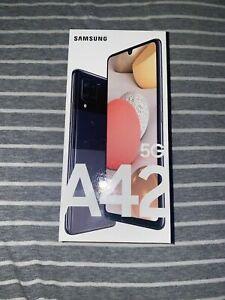 Samsung Galaxy A42 5G  - Black - 128GB + Invoice