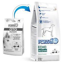 Forza10 Active Line ECHO 10 Kg crocchette cani con problemi al condotto uditivo