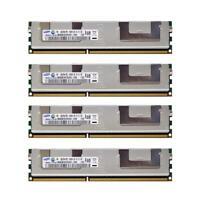 SAMSUNG 32GB (4x8GB) PC3-10600 DDR3-1333MHz ECC Server Memory M393B1K70CHD-CH9