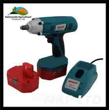 """CORDLESS IMPACT WRENCH 1/2"""" DRIVE, 2 x 24V BATTERIES, CARRY CASE!"""