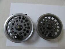""". vintage shakespeare youngs beaulite 1500 salmon fly fishing reel 4.25"""" + spool"""