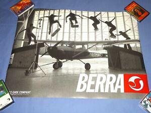 DVS Shoe Company Steve Berra Poster 24x18 Promotional Birdhouse Alien Workshop